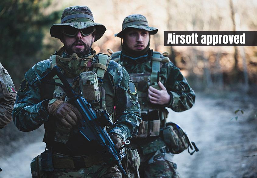 airsoft rifle storage
